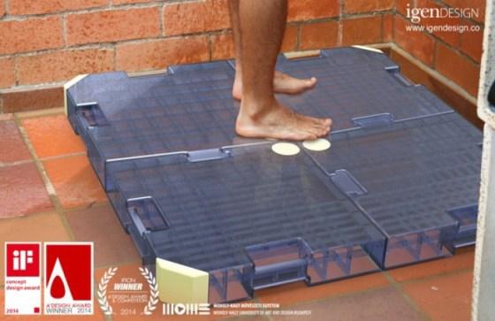 Sistema-para-aprovechar-el-agua-de-la-ducha 1